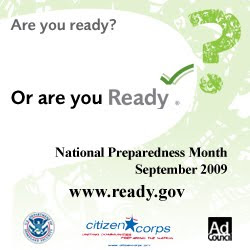fema says: september is national preparedness month (just don't tell new orleans)