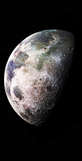 moon crash to create 6-mile plume as nasa searches for water