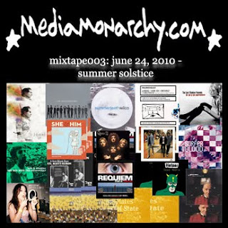 media monarchy mixtape003: summer solstice