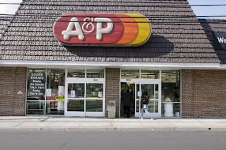 grocer a&p files for chapter 11 reorganization