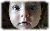 Младенец, глаза