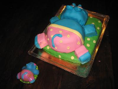 bolo de aniversário popota