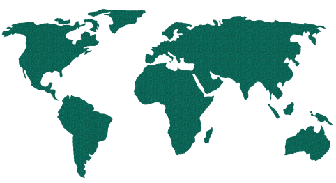world map japan us. The map of the world is a