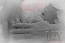 Joy Elizabeth, born still on September 15, 2008.