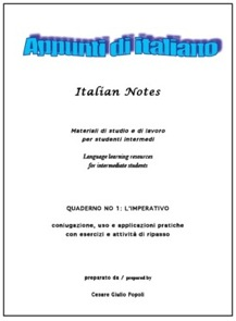 ITALIAN LANGUAGE RESOURCES available for purchase
