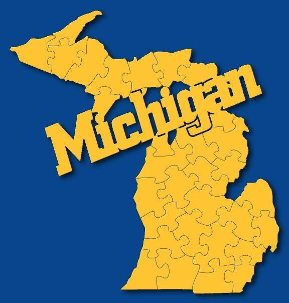Free Scroll Saw Patterns By Arpop Michigan State Puzzle