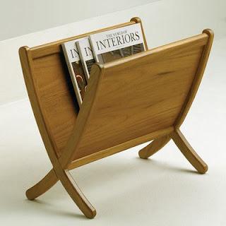 Organize your magazine clutter! #organizing #magazines