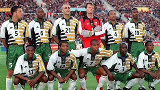 South Africa Jerseys, 1998 World Cup
