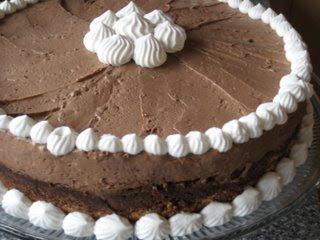 Double Musky Cake
