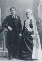 Theodosia Smykalska and Joseph Szonzor (Sherin)