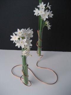 Vial Vases