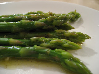 Asparagus with Citrus