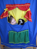 Puppet Theater for Kids