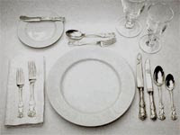Teaching Children Table Manners