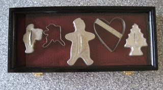 Cookie Cutter Display Cases