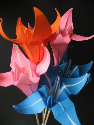 Origami Flowers