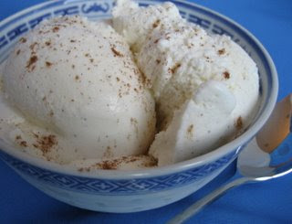Vanilla Ice Cream for National Ice Cream Day