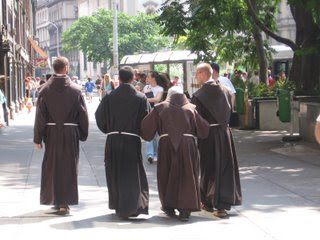 Monks or Jedis, Take Your Pick