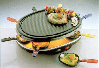 Raclette Tabletop Grill