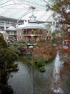 The Gaylord Opryland Hotel