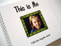 This Is Me: A Kid's First Keepsake Journal