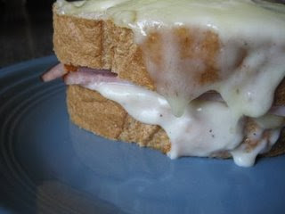 Croque Monsieur Sandwiches