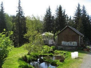 Crow Creek Mine Girdwood, Alaska