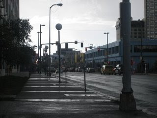 4th Avenue in Anchorage, Alaska