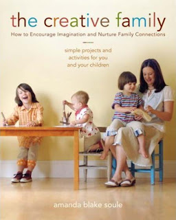 The Creative Family by Amanda Soule