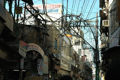 Power Wires in India