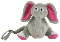 Mini Elephant Plush by Plaja Pets