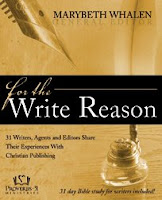 For the Write Reason by Marybeth Whalen