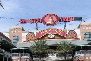 Ybor City Tampa Bay Florida