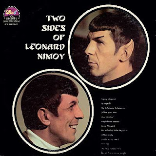 Two Sides to Leonard Nimoy