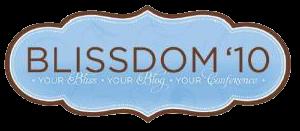 Blissdom 2010