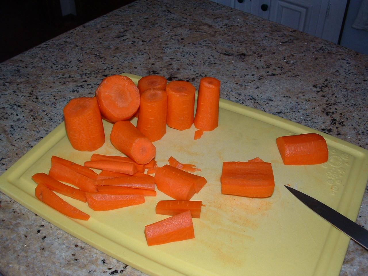 Gilligan S Island Radioactive Seeds Carrots