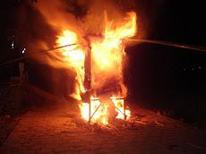 Membakar Kehidupan