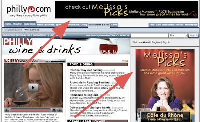 PLCB Melissa monosoff ads on philly.com