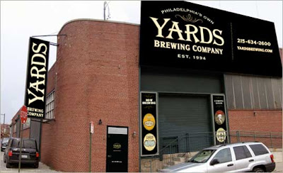 Yards Brewing Company, Philadelphia, Pennsylvania