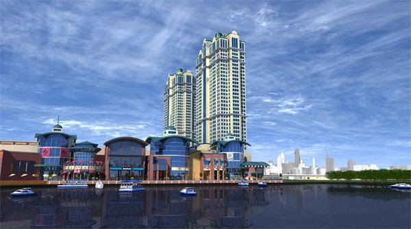 rendering of the foxwoods casino philadelphia