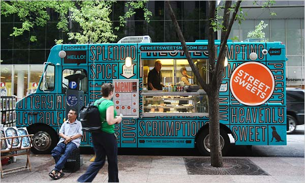 Good Food Trucks In Manhattan
