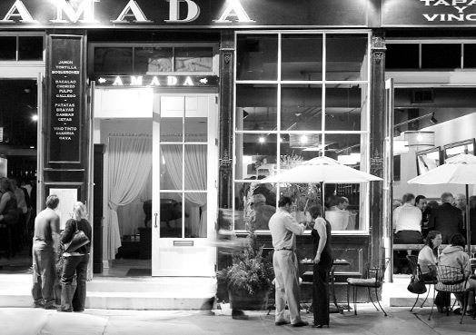 amada restaurant in Philadelphia