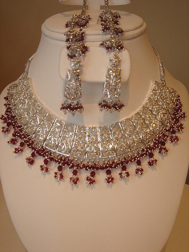 Polki2BJewelery2BSet2B 2  - Polki Jewelery Set - Cute