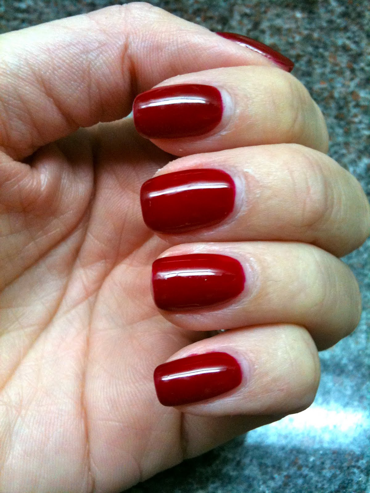 The Clover Beauty Inn: *Update* Gelish (Color - Stand Out)