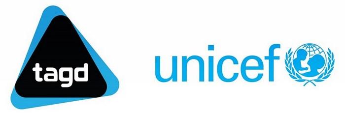 UNICEF Tagd