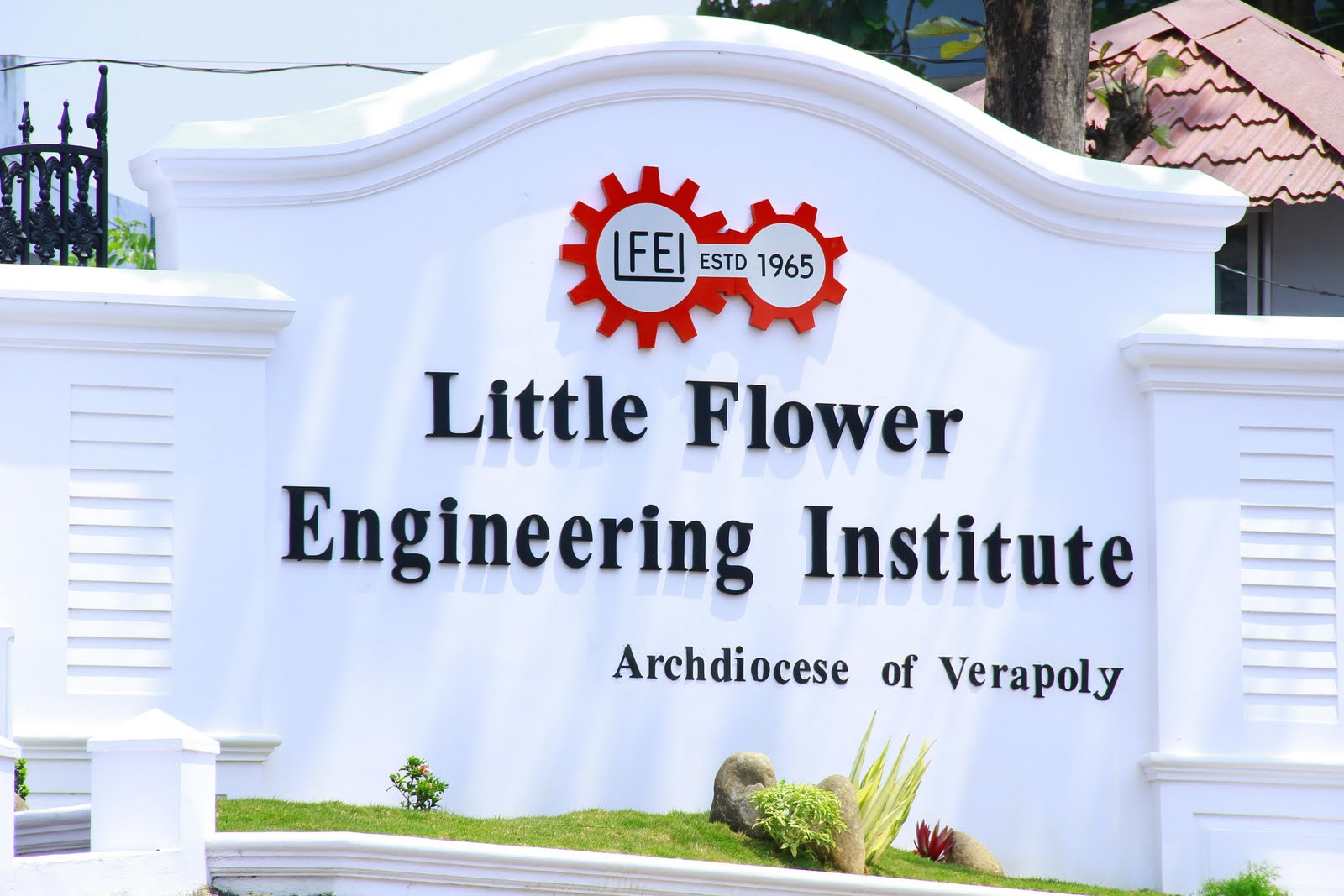 Little Flower Engineering Institute LFEI