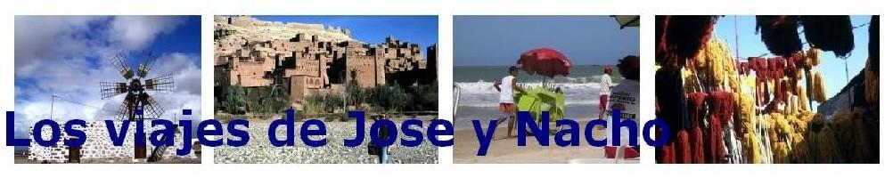 Los Viajes de Jose y Nacho