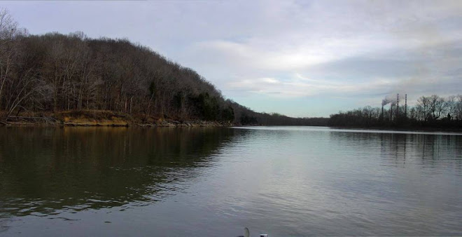 Panoramic of Cumberland River