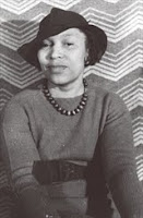 Zora Neale Hurston, author of THEIR EYES WERE WATCHING GOD