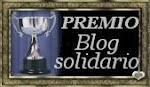 Primer galardón Blogger